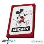 Disney: Mickey Egér Jegyzetfüzet, A5 (Abysee, ABYNOT031)