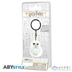 Harry Potter: Hedvig 3D Kulcstartó (Abysee, ABYKEY287)