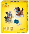 Ajándékdoboz - 3D Kutya (Hama Midi Gyöngy) (HAMA 3243)