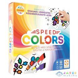 Speed Colors Társasjáték (Alex Toys, LS62845)