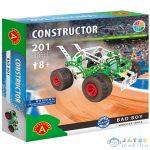 Bad Boy Monster Truck Fém Építőjáték 201Db-os (Alexander Toys, 2184)