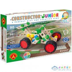 Junior 3 Az 1-Ben Buggy Fa Építőjáték 90Db-os (Alexander Toys, 2156)
