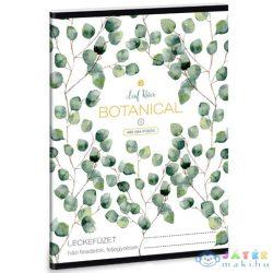 Ars Una: Botanic Leaf Leckefüzet A/5 (Ars Una, 50840243)