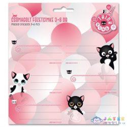 Ars Una: Think Pink Csomagolt Füzetcímke 3X6Db (Ars Una, 53830036)