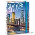 Cities: New York Füzetbox A/5-Ös Méretben (Ars Una, 90869310)