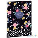 Floral Prism Négyzethálós Füzet A/4 (Ars Una, 93129381)