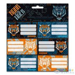 Ars Una: Roar Of The Tiger Csomagolt Füzetcímke 3X6Db (Ars Una, 53830050)