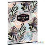 Tropical Leaf Négyzethálós Füzet A/4 (Ars Una, 93129220)