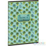 Yellow Pineapple Kockás Füzet 40 Lapos A/4 (Ars Una, 93128698)