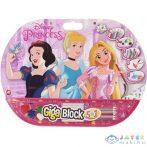 Disney Hercegnők 5 Az 1-Ben Giga Kreatív Szett (AS Toys, 1023-62716)