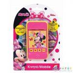 Minnie Egér Játék Mobiltelefon (AS Toys, 1027-64209)