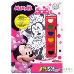 Minnie Egér Kifestő Vízfestékkel (AS Toys, 1023-66207)
