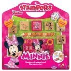 Minnie Egér Nyomdaszett Kiegészítőkkel 10Db-os Szett (AS Toys, 1023-63020)
