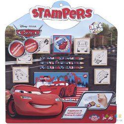 Verdák Nyomdaszett Kiegészítőkkel 10Db-os Szett (AS Toys, 1023-63023)