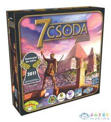 7 Csoda - 7 Wonders (Magyar Kiadás) (Asmodee, 21737)