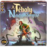 A Téboly Nagykönyve Társasjáték (Asmodee, 51399R)