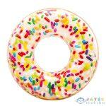 Intex: Szórócukros Fánk Úszógumi - 114 Cm (Babycare, 56263NP)