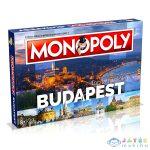 Monopoly: Budapest - Top Látnivalók (Bonsai, Z01901650)