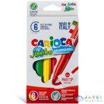 Jumbo Filctollszett 6Db - Carioca (Carioca, 40568)