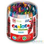 Jumbo Zsírkréta Készlet 50Db - Carioca (Carioca, 42388)