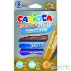 Metál Fényű Tempera Stick 6Db-os Szett - Carioca (Carioca, 42674C)