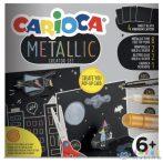 Metallic 17Db-os Kreatív Szett - Carioca (Carioca, 43165)