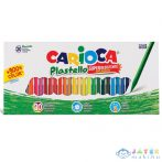 Plastello Zsírkréta 30 Db-os Szett - Carioca (Carioca, 42881)