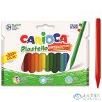 Carioca: Plastello Zsírkréta Szett Tartós Színekkel 24Db-os (Carioca, 42880)