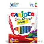Színváltós Filctoll Készlet 9+1Db - Carioca (Carioca, 42737)