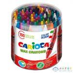 Zsírkréta Készlet 100Db - Carioca (Carioca, 42399)