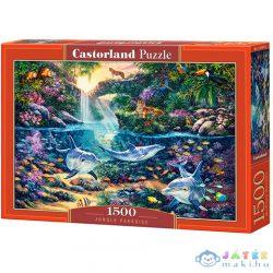 Paradicsomi Dzsungel 1500Db-os Puzzle - Castorland (Castorland, C-151875-2)