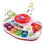 Zenélő játékok