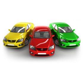 Autók, Pályák, Járművek