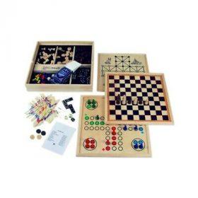 Puzzle, sakk, dominó