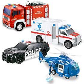 Akciójárművek és kukáskocsik