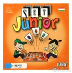 Set Junior Társasjáték (Channel LLC, COMP-16159-182)