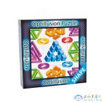 Cheatwell Games 3D Optillusion Tile Puzzles Forma Kirakó (Cheatwell, CW21706SH)