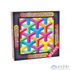 Cheatwell Games 3D Optillusion Tile Puzzles Y Kirakó (Cheatwell, CW21706W)