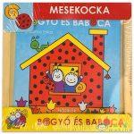 Bogyó És Babóca Mesekocka - Házikók (Citera, 84103)