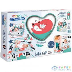 Baby Játszószőnyeg Kiegészítőkkel 94X94Cm - Clementoni (Clementoni, 17319C)