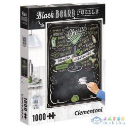 Blackboard Cheers 1000 Db-os Puzzle - Clementoni (Clementoni, 39467)