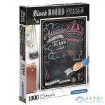 Blackboard Travel 1000 Db-os Puzzle - Clementoni (Clementoni, 39478)