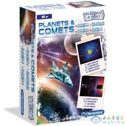 Clementoni: Bolygók És Üstökösök Tudományos Játékszett (Clementoni, 60788)