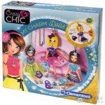 Crazy Chic Baba Medál Készítő Szett - Clementoni (Clementoni, 78520)