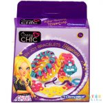 Crazy Chic Boldogság Karkötő Készítő Szett - Clementoni (Clementoni, 78429)