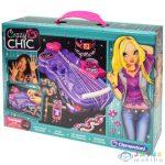 Crazy Chic Karkötőmánia Karkötő Készítő Szett - Clementoni (Clementoni, 78340)