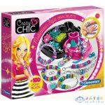 Crazy Chic Multicolour Style Karkötő Készítő Szett - Clementoni (Clementoni, 78415)