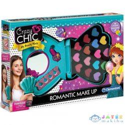 Crazy Chic Romantikus Smink Szett - Clementoni (Clementoni, 78422)