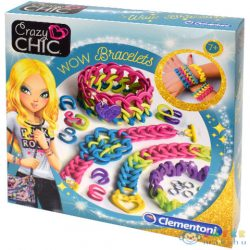 Crazy Chic Wow Style Karkötő Készítő Szett - Clementoni (Clementoni, 78525C)