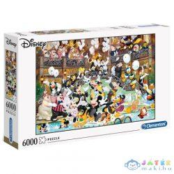 Disney Gála Hqc 6000Db-os Puzzle - Clementoni (Clementoni, 36525)